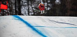 PYEONGCHANG-GUN, SOUTH KOREA - FEBRUARY 21:  Ragnhild Mowinckel  of Norway competes during the Ladies' Downhill on day 12 of the PyeongChang 2018 Winter Olympic Games at Jeongseon Alpine Centre on February 21, 2018 in Pyeongchang-gun, South Korea. Photo by Ronald Hoogendoorn / Sportida
