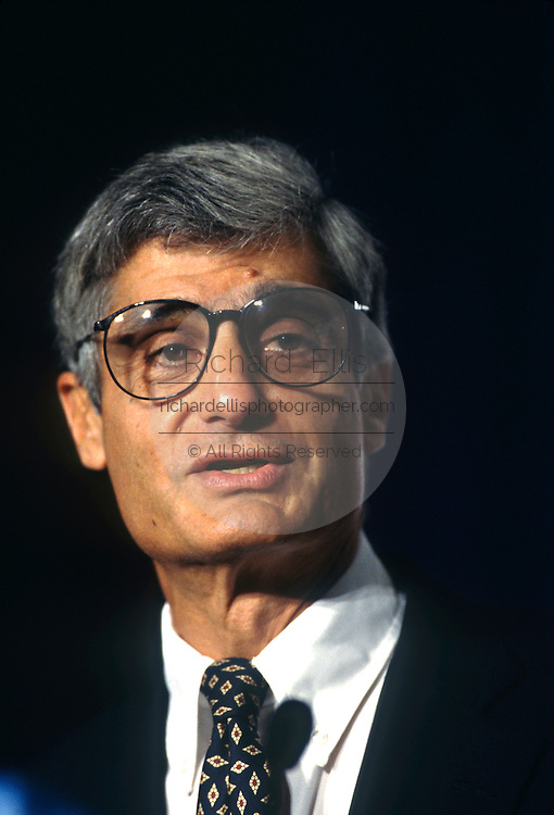 U.S. Treasury Secretary Robert Rubin September 19, 1996 in Washington, DC.