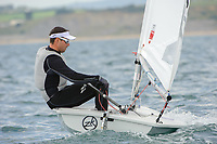 Ben Ainslie (GBR), Sailing Olympic Test Event,  Finn men's one person dinghy (heavyweight), Weymouth, England