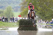 David Sheerin on Todays Special during the International Horse Trials at Chatsworth, Bakewell, United Kingdom on 12 May 2018. Picture by George Franks.