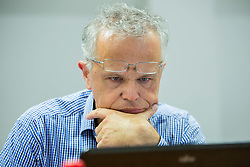 Branko Krasevec during meeting of Executive Committee of Ski Association of Slovenia (SZS) on June 16, 2015 in Ljubljana, Slovenia. Photo by Vid Ponikvar / Sportida