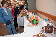 The Baker Food Court is hosting a Gingerbread Competition..Wendy Merb-Brown