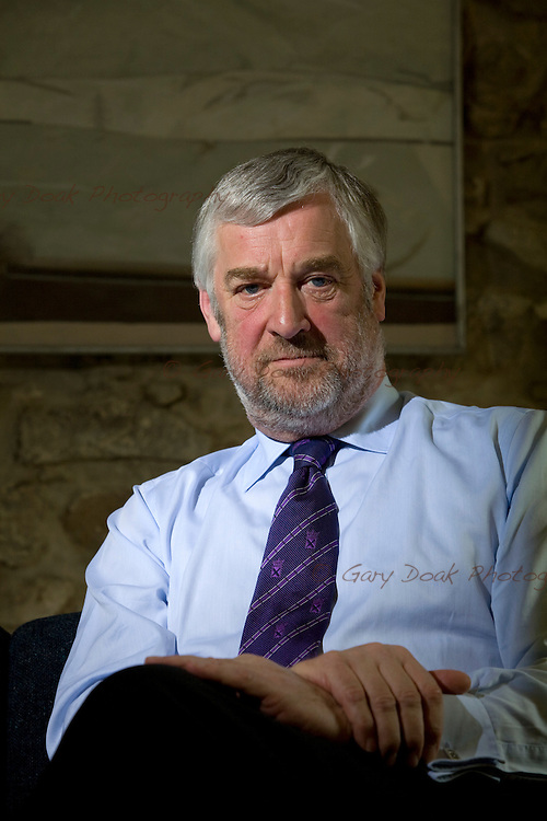 Alex Fergusson, MSP.Presiding Officer of the Scottish Parliament.