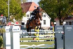 MÖLLER Jörg (GER), Lion Cor<br /> Redefin - Pferdefestival 2018<br /> Kleine Tour 1. Qualifikation<br /> 04. Mai 2018<br /> www.sportfotos-lafrentz.de/Stefan Lafrentz