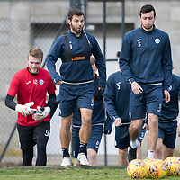 St Johnstone Training…22.09.17<br />
