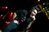 Papa Roach at Rock Allegiance 2011 in Columbus, OH