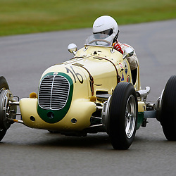 GOODWOOD REVIVAL....Urs Muller during qualifying for the weekend races...(c) STEPHEN LAWSON | SportPix.org.uk