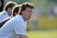 Aarau-Trainer Jeff Saibene © Andy Mueller/EQ Images