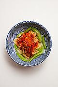 Sardine, Artichoke & Snap Pea salad from the fridge (m€)