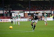 Dundee&rsquo;s Sofien Moussa scores his side's second goal - Dundee v Buckie Thistle, Betfred Cup at Dens Park, Dundee, Photo: David Young<br /> <br />  - &copy; David Young - www.davidyoungphoto.co.uk - email: davidyoungphoto@gmail.com
