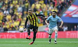 Gerard Deulofeu of Watford on the ball - Mandatory by-line: Arron Gent/JMP - 18/05/2019 - FOOTBALL - Wembley Stadium - London, England - Manchester City v Watford - Emirates FA Cup Final