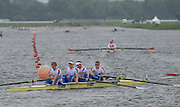 Rotterdam. Netherlands. GBR BM4+  Rory Gibbs, Chris Heywood, Michael Glover, Matt Aldridge  and  cox, Harry Brightmore  2016 JWRC, U23 and Non Olympic Regatta. {WRCH2016} at the Willem-Alexander Baan.   Sunday  21/08/2016 <br /> <br /> [Mandatory Credit; Peter SPURRIER/Intersport Images]2016 JWRC, U23 and Non Olympic Regatta. {WRCH2016} at the Willem-Alexander Baan.   Monday  22/08/2016 <br /> <br /> [Mandatory Credit; Peter SPURRIER/Intersport Images]