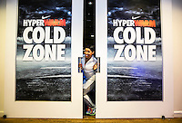 NIke's Hyperwarm space at Macy's in Chicago. Shot as part of the opening event to promote Nike's Hyperwarm apparel.