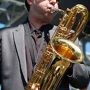 Royal Crown Review performing at Hootenanny 2008 in Orange County, California, USA