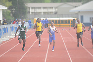 Oxford High competes in track action in Oxford, Miss on Friday, April 19, 2013.