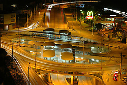 Vista aérea da rótula da Av. Carlos Gomes com a Av. Protásio Alves naTerceira Perimetral de Porto Alegre. FOTO: Jefferson Bernardes/Preview.com