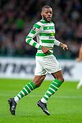 Olivier Ntcham (#21) of Celtic FC during the UEFA Europa League group stage match between Celtic FC and Rosenborg BK at Celtic Park, Glasgow, Scotland on 20 September 2018.