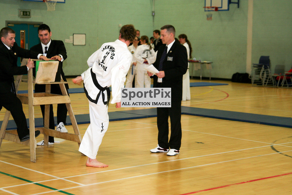 15 March 2009 -- Dalkeith, Lothian,Scotland, United Kingdom, Europe. Imperial TaeKwonDo TKD Championships. All Ages. Picture: Russell Sneddon | TheScribe.eu