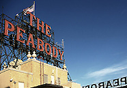 peabody hotel in memphis, tennessee