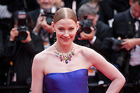 Actress Svetlana Khodchenkova at the gala screening for the film The BFG at the 69th Cannes Film Festival, Saturday 14th May 2016, Cannes, France. Photography: Doreen Kennedy