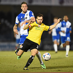 Bristol Rovers v Bath City