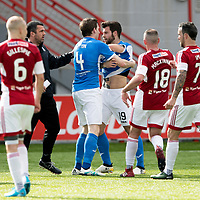 Hamilton Accies v St Johnstone…01.04.17     SPFL    New Douglas Park<br />