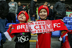 Bristol City fans - Mandatory by-line: Jason Brown/JMP - 26/11/2016 - FOOTBALL - Madejski Stadium - Reading, England - Reading v Bristol City - Sky Bet Championship