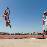26 March 2016:  The San Diego State Aztecs Track and Field team hosts the 38th Annual Aztec Invite at the Sports Deck on the campus of SDSU. www.sdsuaztecphotos.com