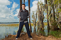 PGA golfer poses for a portrait at Lake Nona CC.<br /> (Photo/Tom DiPace)