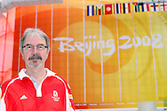 Peter WUETHRICH of Switzerland is pictured in the National Aquatics Center (Water Cube) at the Beijing 2008 Olympic Games in Beijing, China, Saturday, Aug. 16, 2008. (Photo by Patrick B. Kraemer / MAGICPBK)