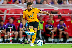 Ruben Neves of Wolverhampton Wanderers - Mandatory by-line: Robbie Stephenson/JMP - 25/07/2018 - FOOTBALL - Bet365 Stadium - Stoke-on-Trent, England - Stoke City v Wolverhampton Wanderers - Pre-season friendly