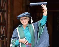 Prue Leith becomes University Chancellor | Edinburgh | 11 July 2017