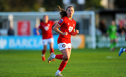 Olivia Chance of Bristol City in action- Mandatory by-line: Nizaam Jones/JMP - 27/10/2019 - FOOTBALL - Stoke Gifford Stadium - Bristol, England - Bristol City Women v Tottenham Hotspur Women - Barclays FA Women's Super League