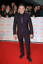 at the National Television Awards at the 02 Arena in London, UK. 24 Jan 2018 Pictured: Tony Audensha. Photo credit: MEGA TheMegaAgency.com +1 888 505 6342