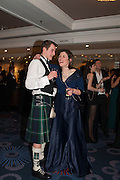 DOUGLAS WHITE; EMMA LAW, THE 35TH WHITE KNIGHTS BALLIN AID OF THE ORDER OF MALTA VOLUNTEERS' WORK WITH ADULTS AND CHILDREN WITH DISABILITIES AND ILLNESS. The Great Room, Grosvenor House Hotel, Park Lane W1. 11 January 2014