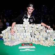 2009 World Series of Poker- Media Photos