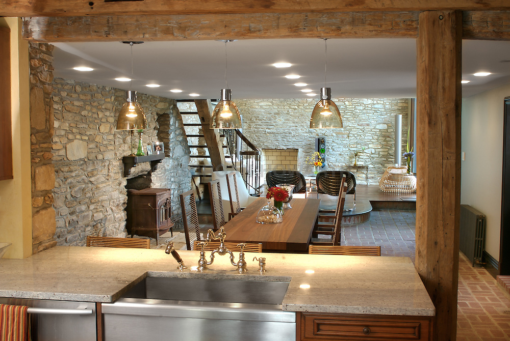 13661 Wilt Store Rd., Leesburg, VA Kitchen Dining Room