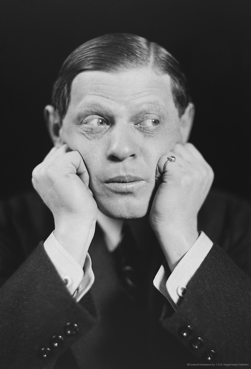Max Pallenberg, singer, actor and comedian, 1911