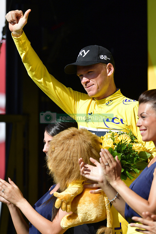 July 7, 2017 - France - FROOME Christopher (GBR) Rider of Team SKY (Credit Image: © Panoramic via ZUMA Press)