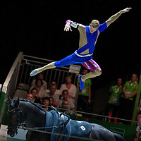 Vaulting - Male Technical Competiiton