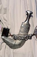 Khanjar - Traditional knife - Oman