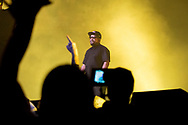 SYDNEY, NSW - MAY 25: Ice Cube performs during his Vivid Sydney Tour at The Sydney Opera House in Sydney, Australia on May 25, 2018. (Photo by Speed Media/Icon Sportswire)