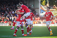 Bristol City vs Chesterfield 11/10/2014