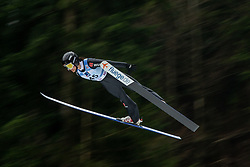 GOERLICH Luisa (GER) during first round on day 2 of  FIS Ski Jumping World Cup Ladies Ljubno 2020, on February 23th, 2020 in Ljubno ob Savinji, Ljubno ob Savinji, Slovenia. Photo by Matic Ritonja / Sportida