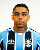 "Brazilian Football League Serie A / <br /> ( Gremio Foot-Ball Porto Alegrense ) - <br /> Wallace Oliveira dos Santos "" Wallace Oliveira """