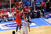 Eyenga Christian<br /> Enel Brindisi, Openjobmetis Varese<br /> Lega Basket Serie A 2016/2017<br /> Brindisi, 26/02//2017<br /> Foto Ciamillo-Castoria