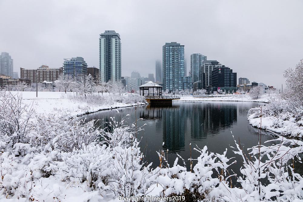 Winter in Calgary