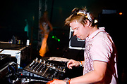 Ferry Corsten, Trance DJ. Global Gathering festival, Long Marston Airfield, Stoke on Trent, UK. 28/29 July 2006