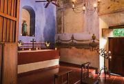 San José Cholul.. The old henequen hacienda's chapel.