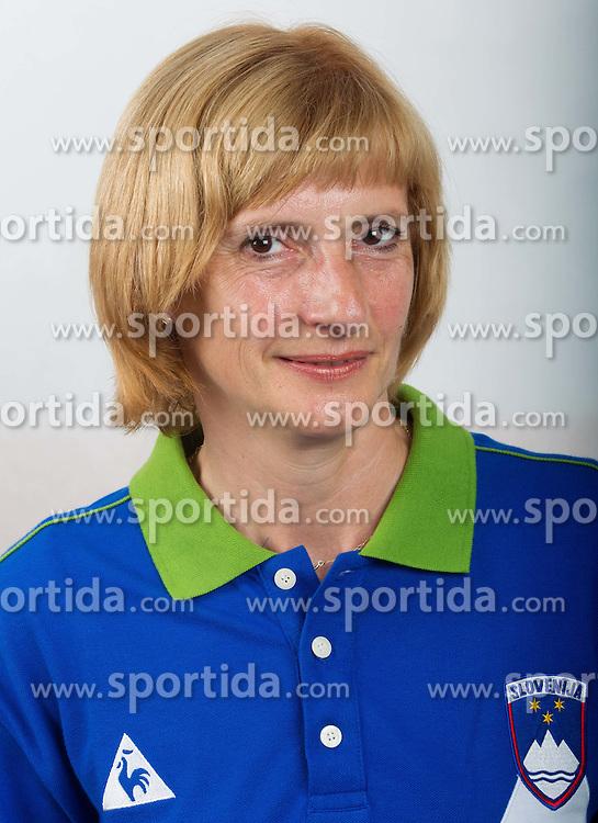 Stefka Tomic of Slovenian Paralympic team for London 2012 on June 20, 2012 in Ljubljana, Slovenia. (Photo by Vid Ponikvar / Sportida.com)